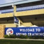 Toronto Blue Jays Spring Training camp in Dunedin Florida