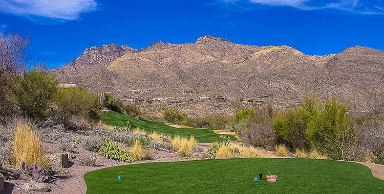 Ventana Canyon Mountain Course