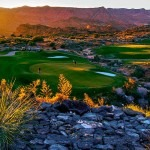 Red Rock Golf Trail St. George Utah