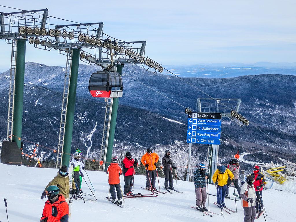 Eat Play Ski Vermont