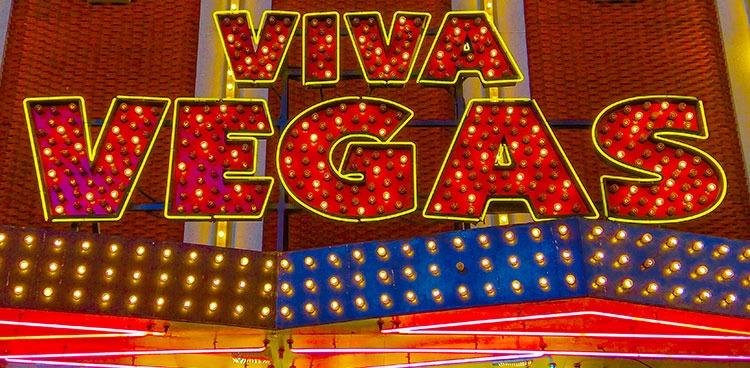 Viva Vegas on Fremont Street