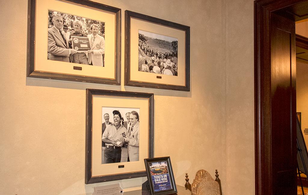 Jack Nicklaus, Lee Trevino photos at TPC Sawgrass