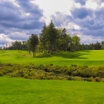 Glen Arbour Golf Course Fairway