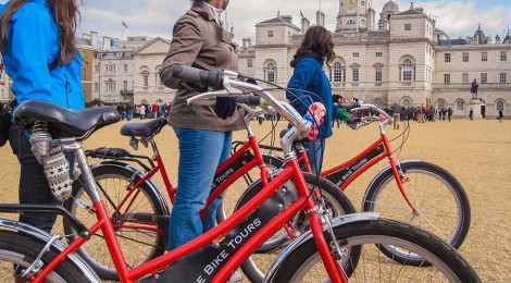 Fat Bike Tours London
