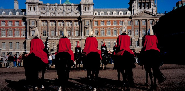 St James Palace Guards