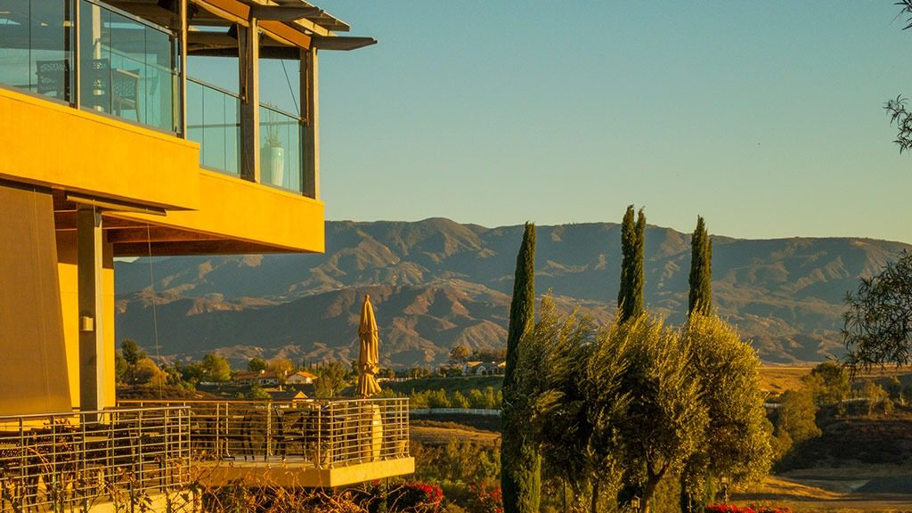 Callaway Vineyard & Winery in Temecula, California