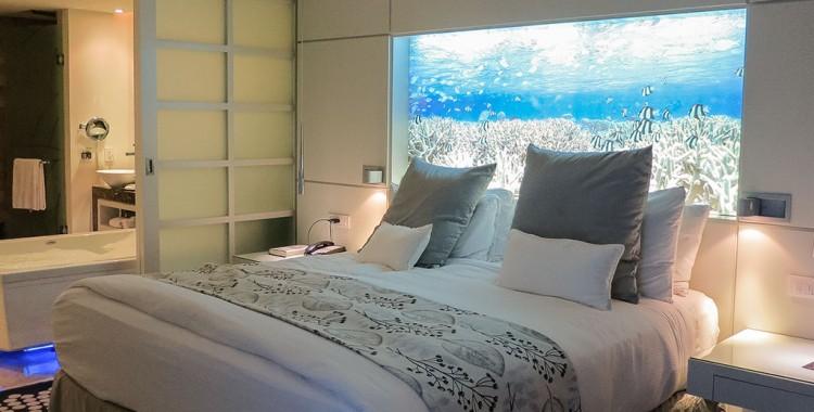 Paradisus Playa del Carmen hotel room