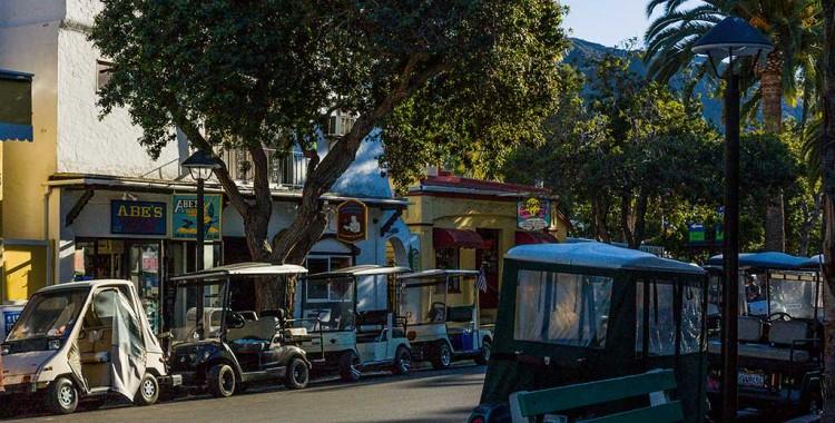 Catalina golf carts