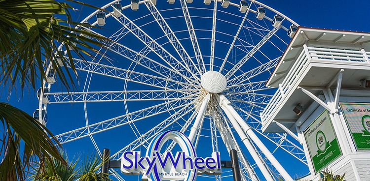 SkyWheel, Myrtle Beach, South Carolina
