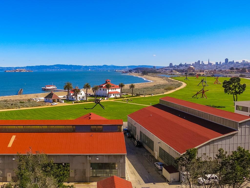The Presidio San Francisco