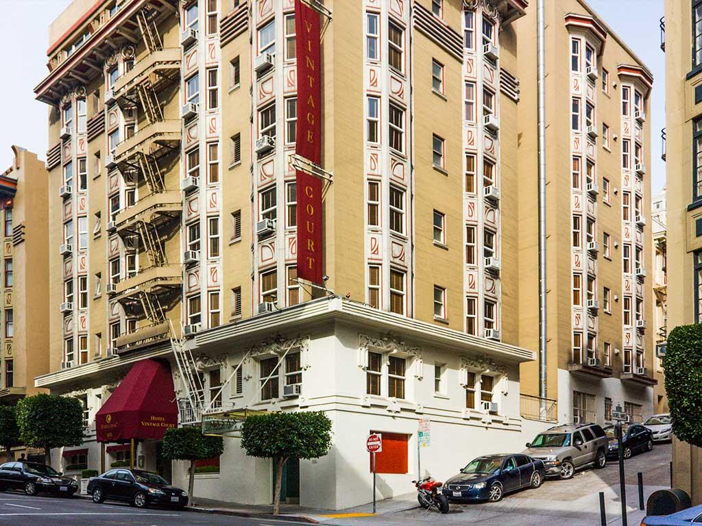 Vintage Court San Francisco