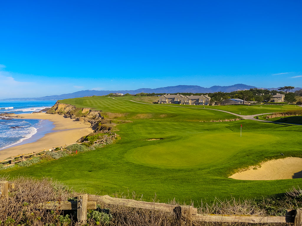 Golf Half Moon Bay California