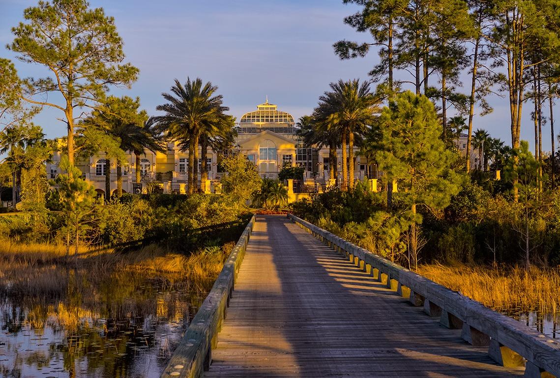 Golfing Florida's Palm Coast