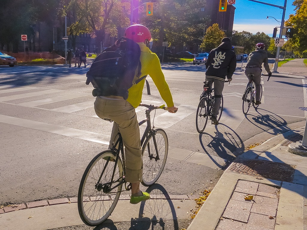 Cruise Control:  Cycling Toronto's Mean Streets
