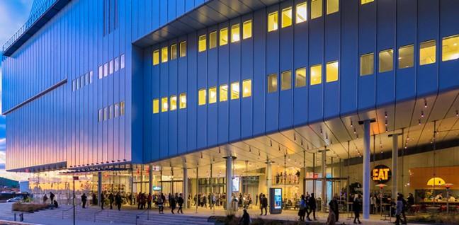 Whitney Museum of Modern Art