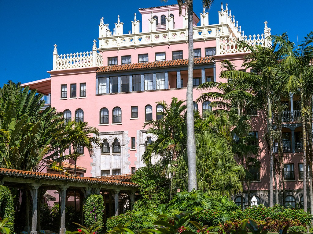 The Boca Raton Resort & Spa