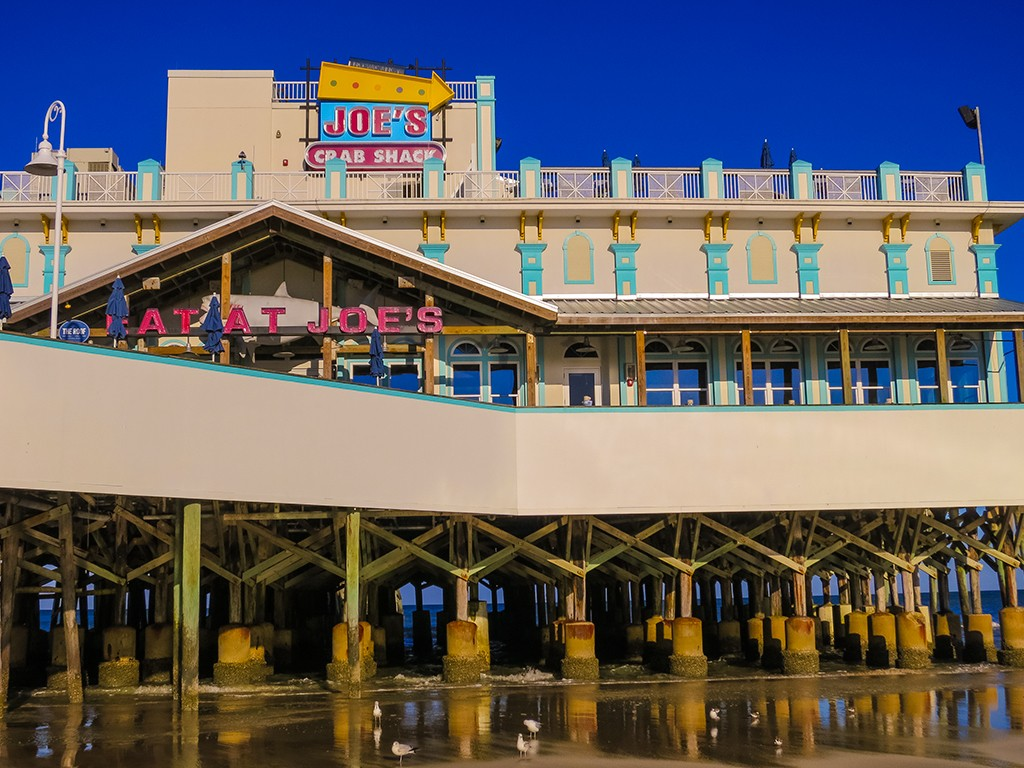 Joe's Crab Shack, Daytona Beach