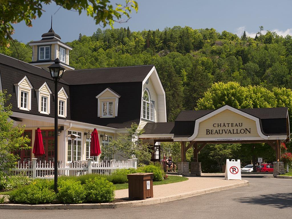 Chateau Beauvallon Mont Tremblant