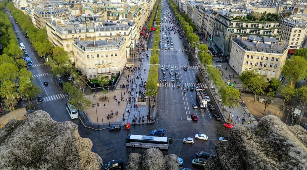 Champs-Élysées, Paris