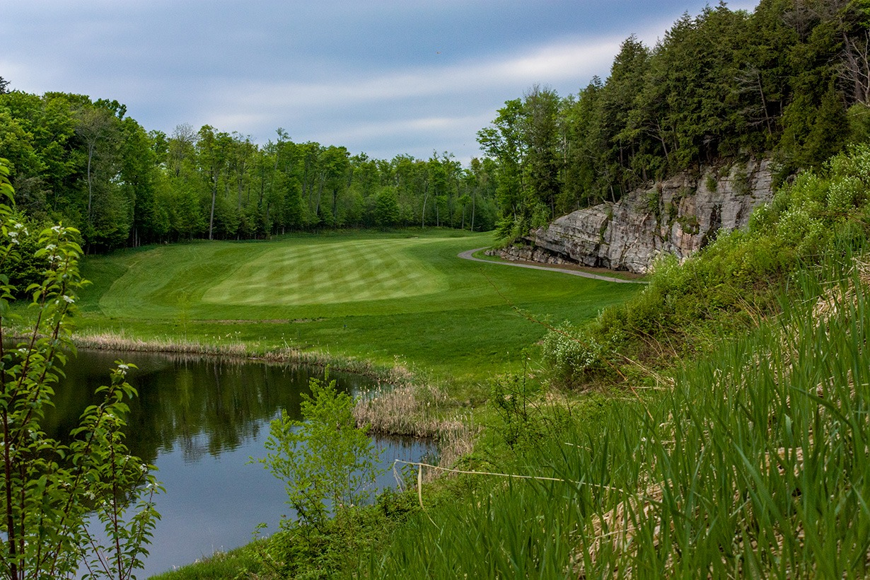 Deerhurst Highlands Golf Course Hole 10