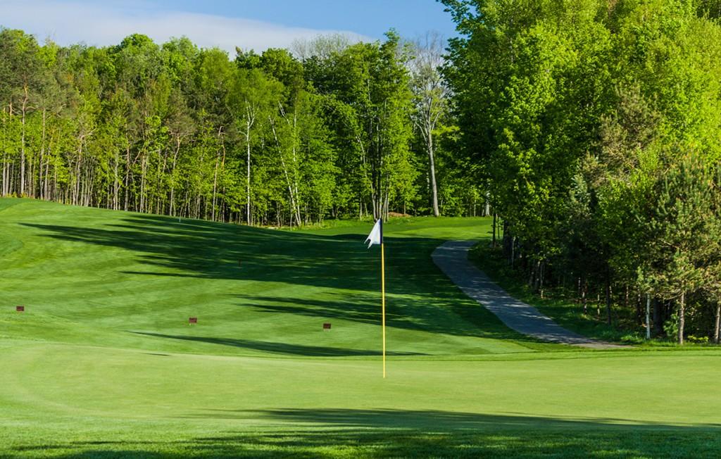 Golf Horseshoe Valley | Active City Travel