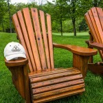 Muskoka Chairs Deerhurst Highlands Golf Course