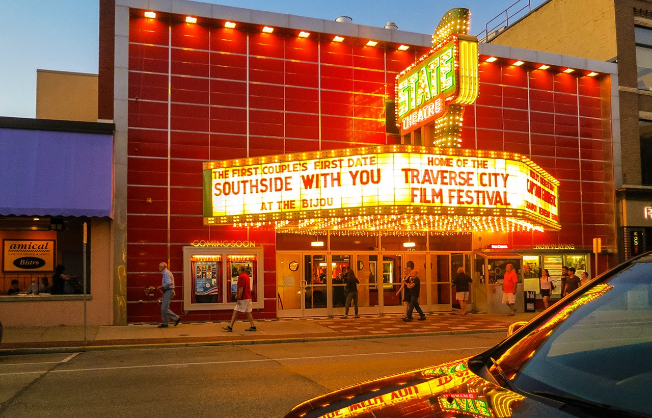 State Theater Traverse City, Michigan