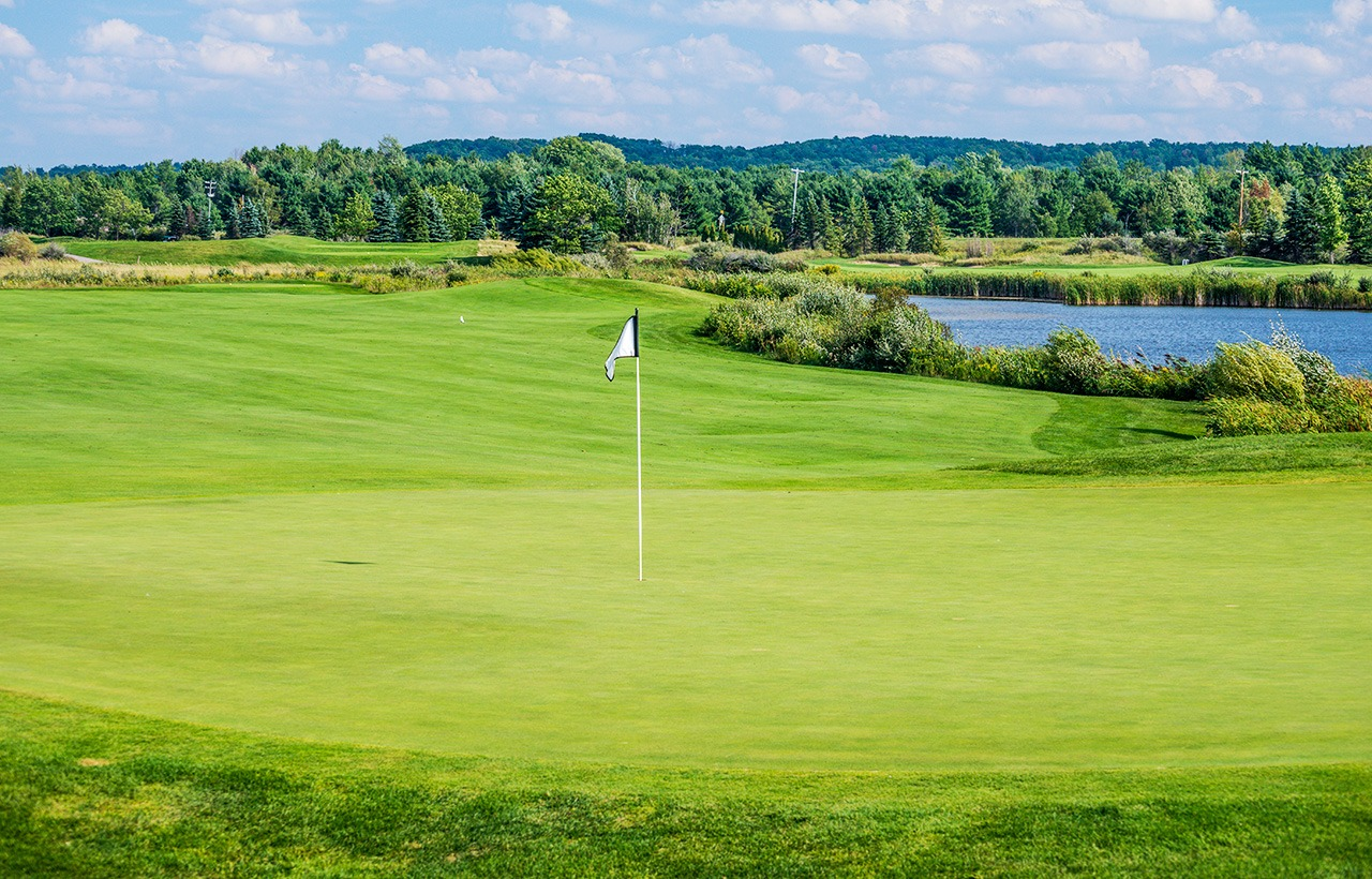 Gary Player's The Wolverine at Grand Traverse Resort