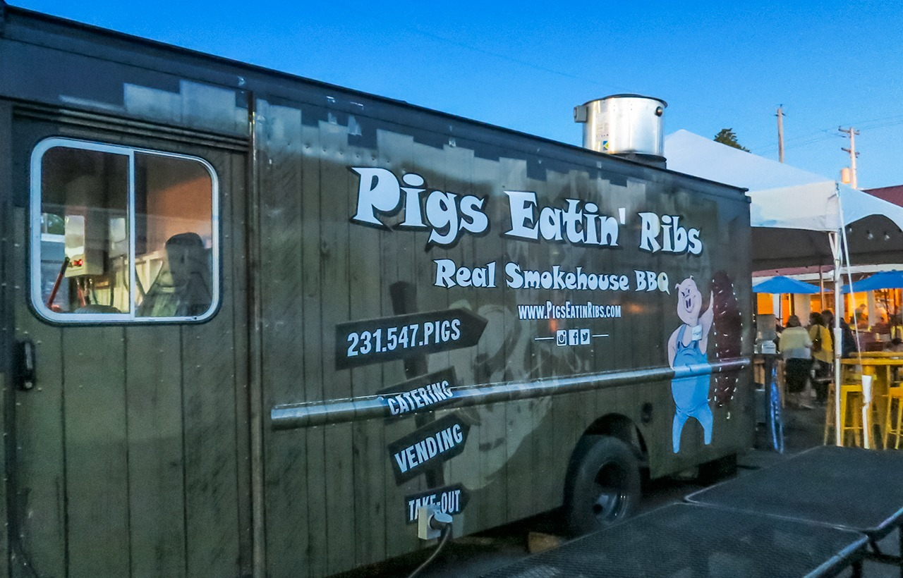 Food Truck in Traverse City