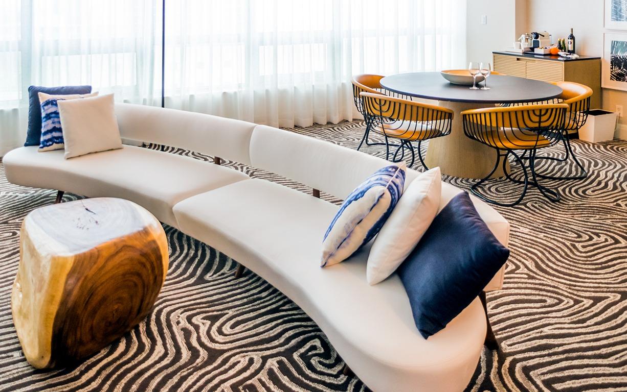 Diplomat Beach Resort & Spa Governor Suite