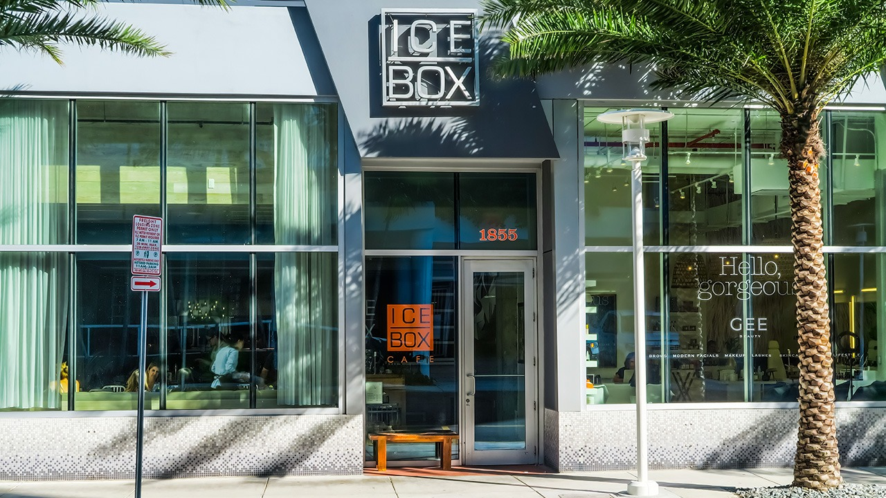 Icebox Cafe Miami Beach