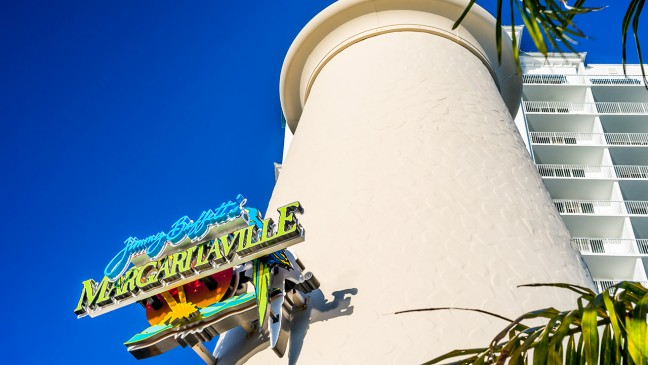 Margaritaville Beach Resort, Hollywood
