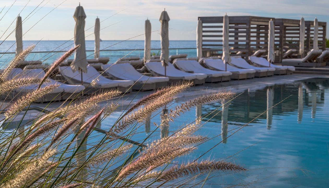 Miami Beach Eco-Style at 1 Hotel
