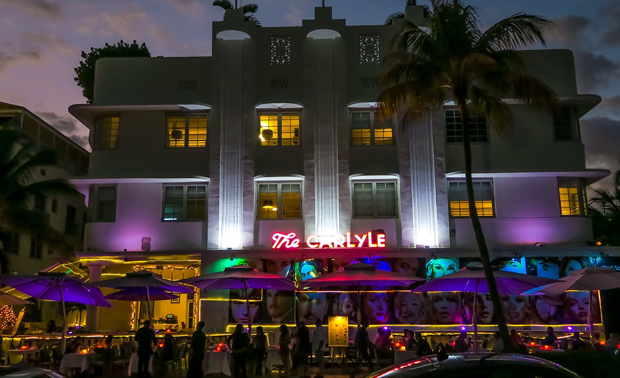 The Carlyle Miami Beach