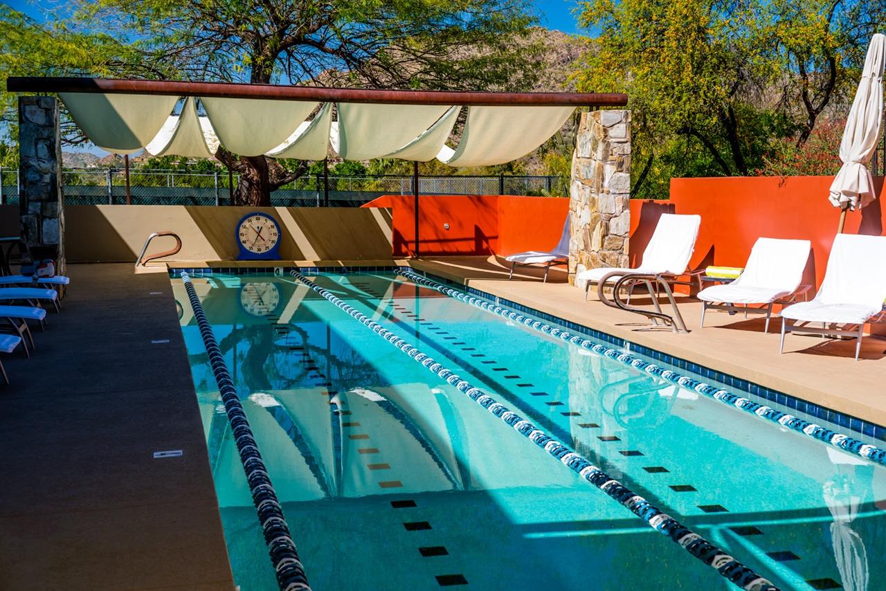 The Lap Pool at Sanctuary Resort & Spa
