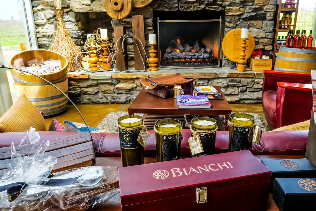 Bianchi Winery Tasting Room