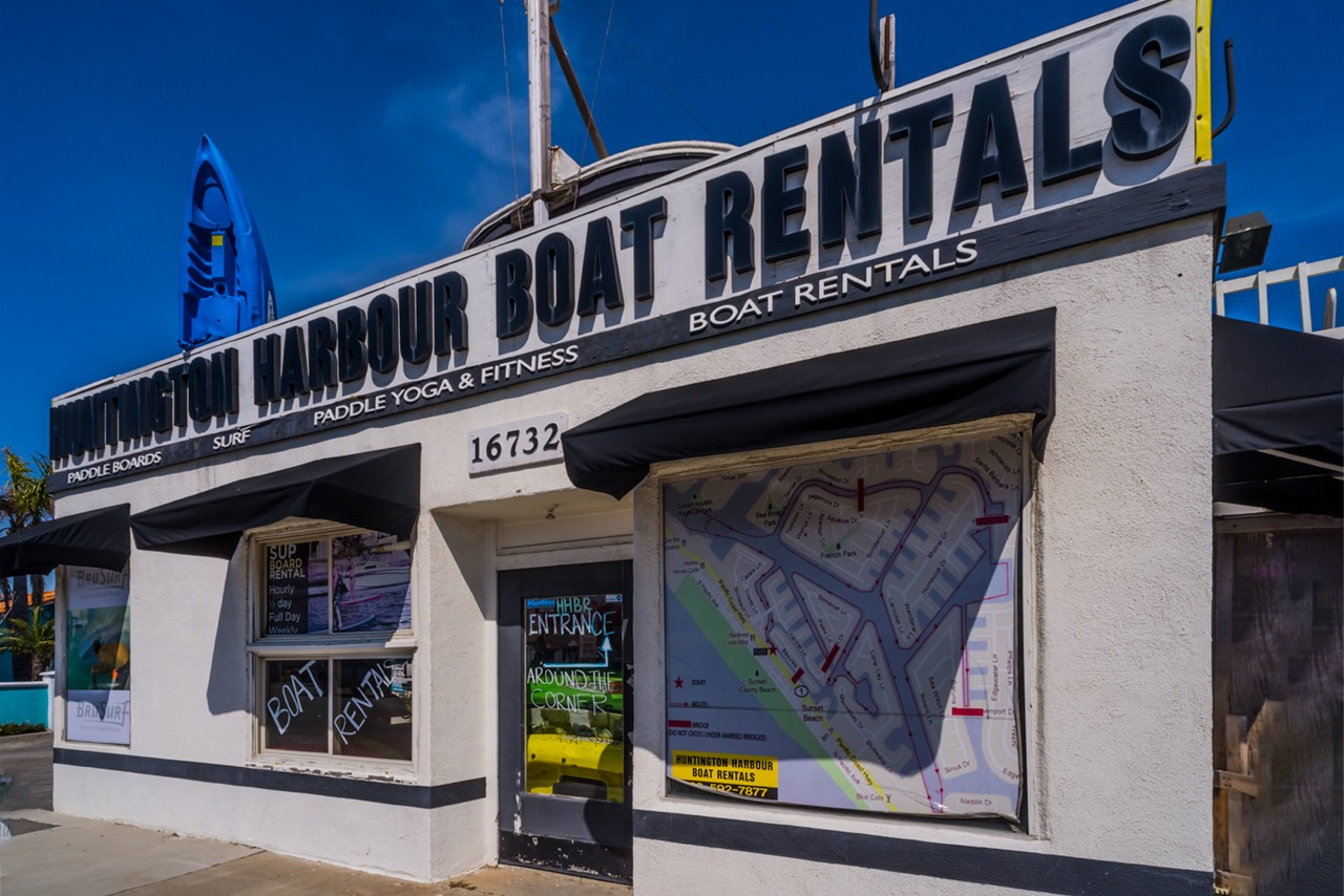 Huntington Harbour Boat Rentals
