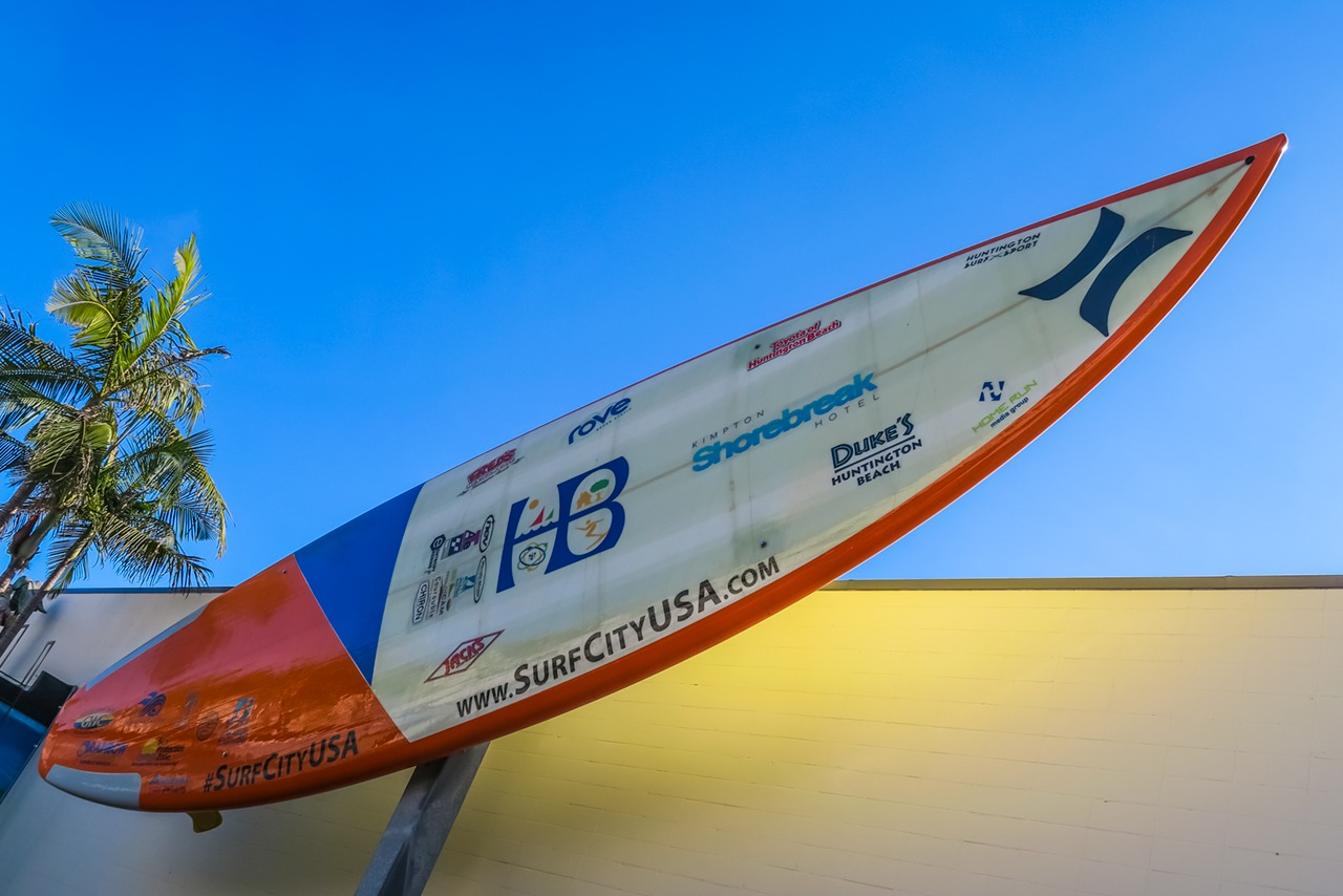 International Surfing Museum, Huntington Beach