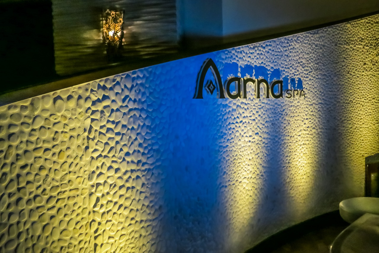Aarna Spa at The Pasea Hotel