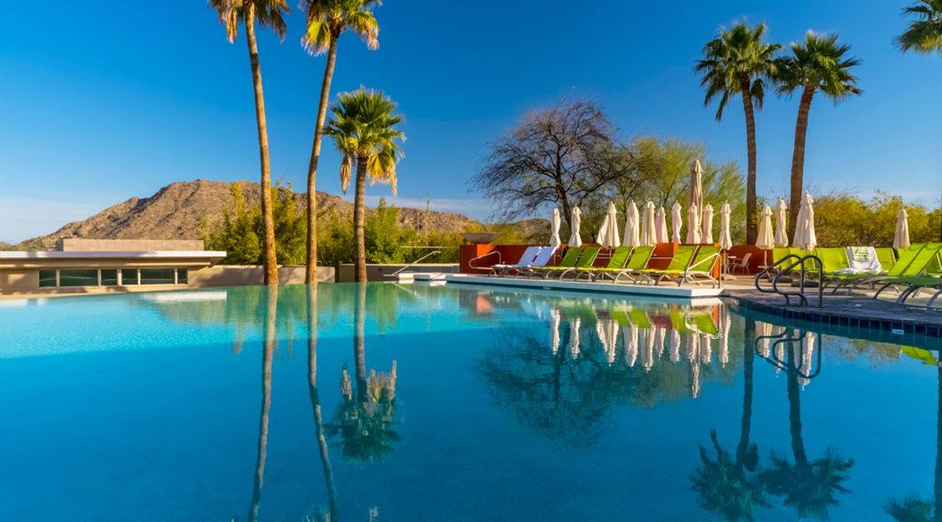 Infinity Pool at Sanctuary Resort & Spa