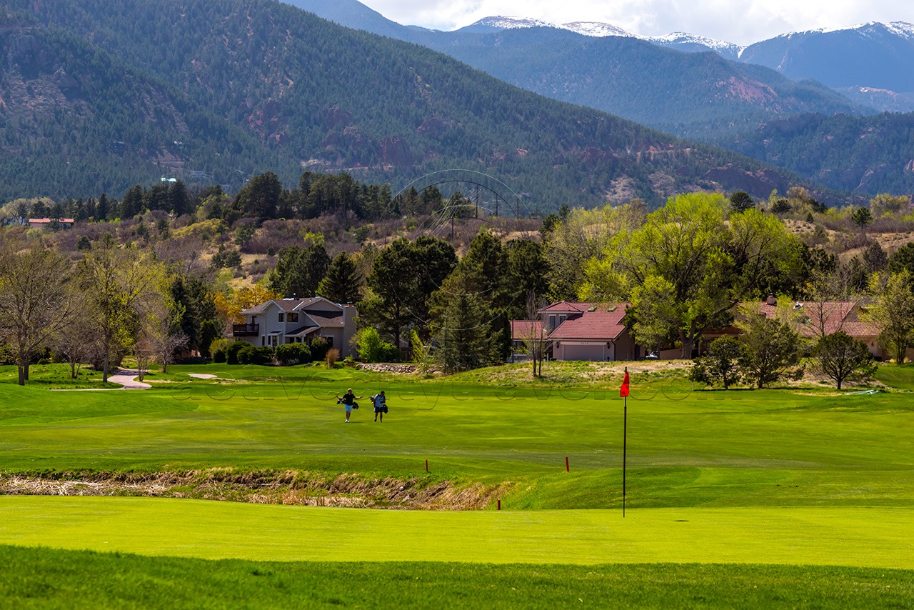 Cheyenne Mountain Golf Course