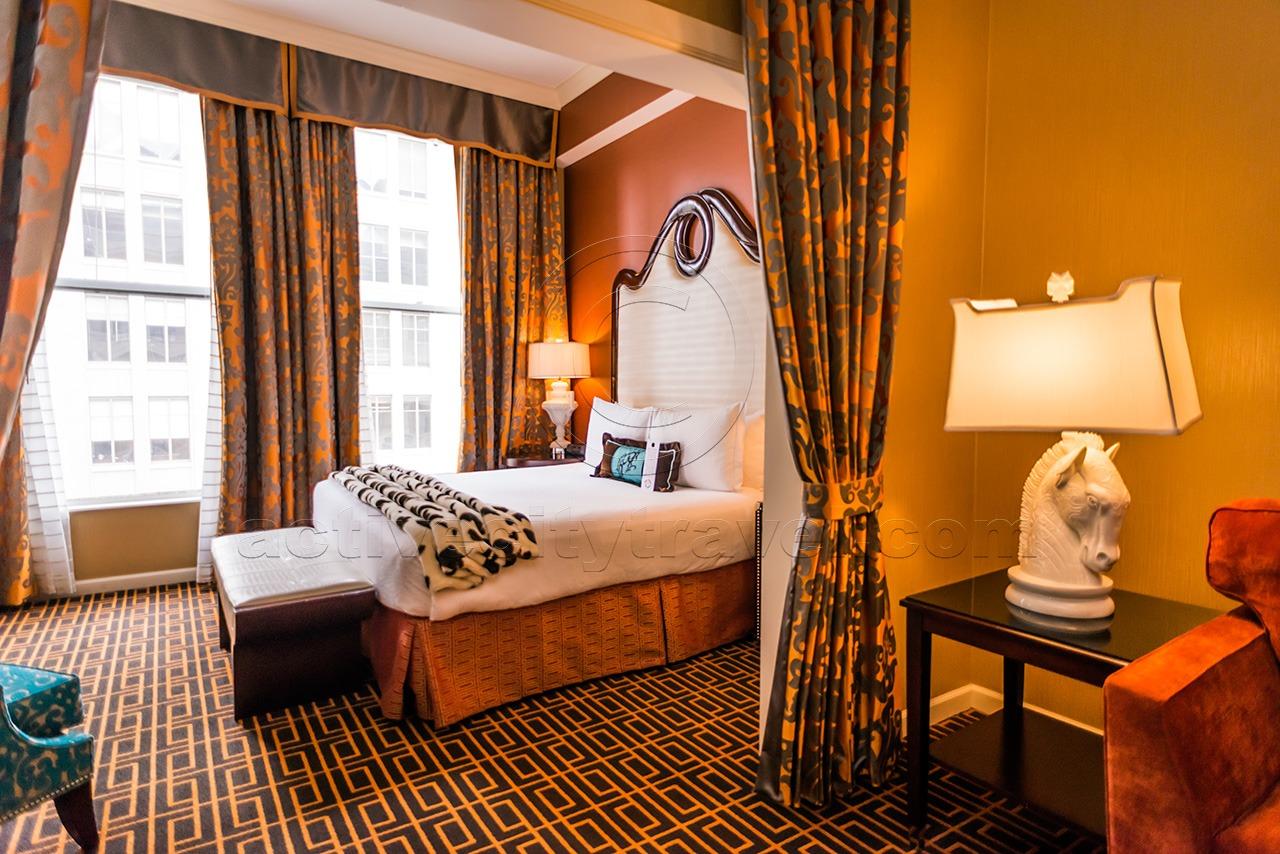 Kimpton Hotel Monaco Denver guest room