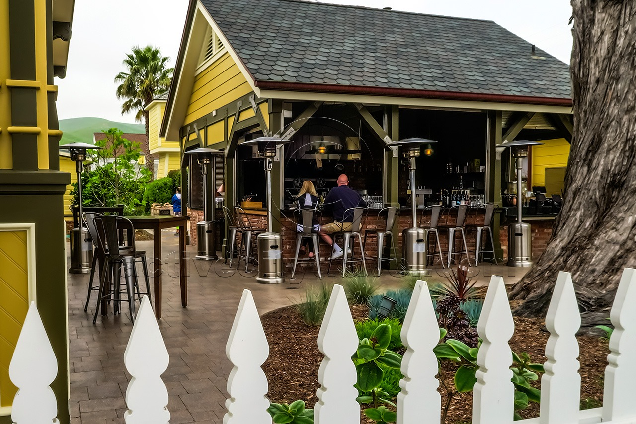 Cass House Grill, Cayucos