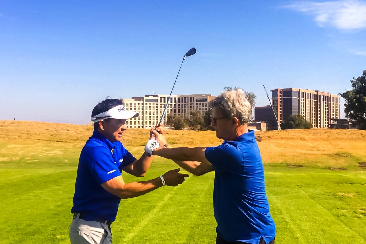 Randy Chang Golf School at Journey at Pechanga