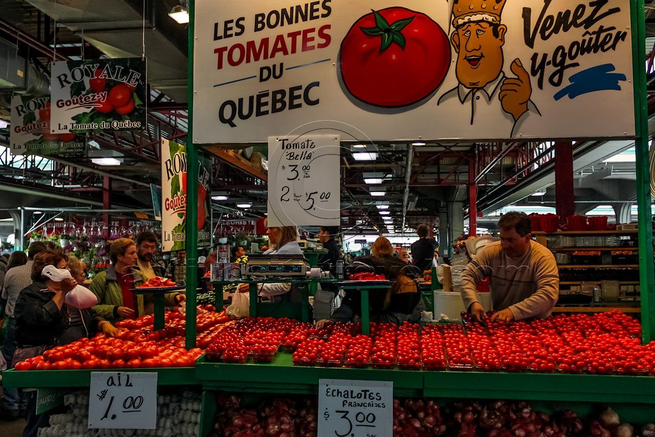 Les Bonnes Tomates du Quebec
