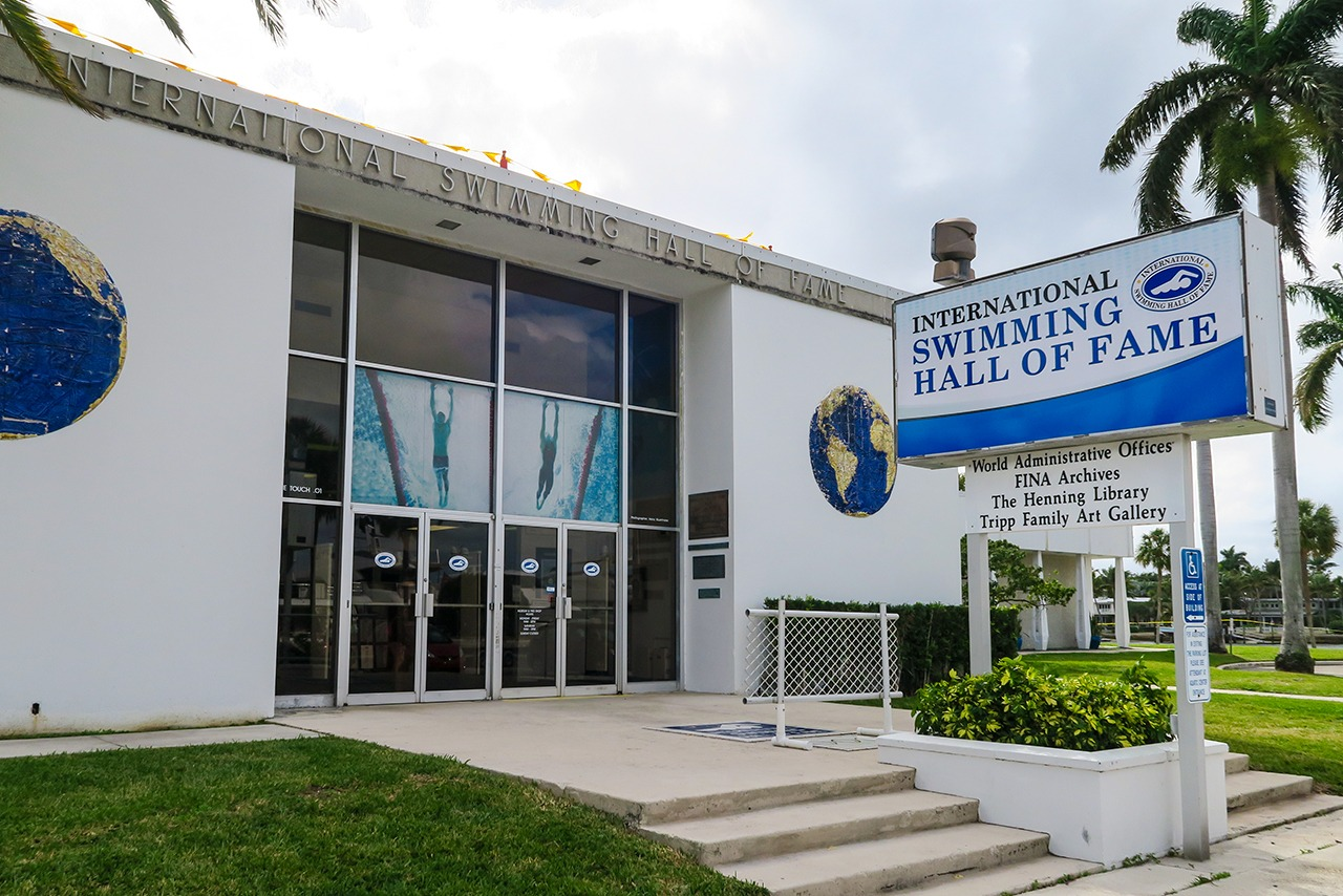 International Swimming Hall of Fame Fort Lauderdale