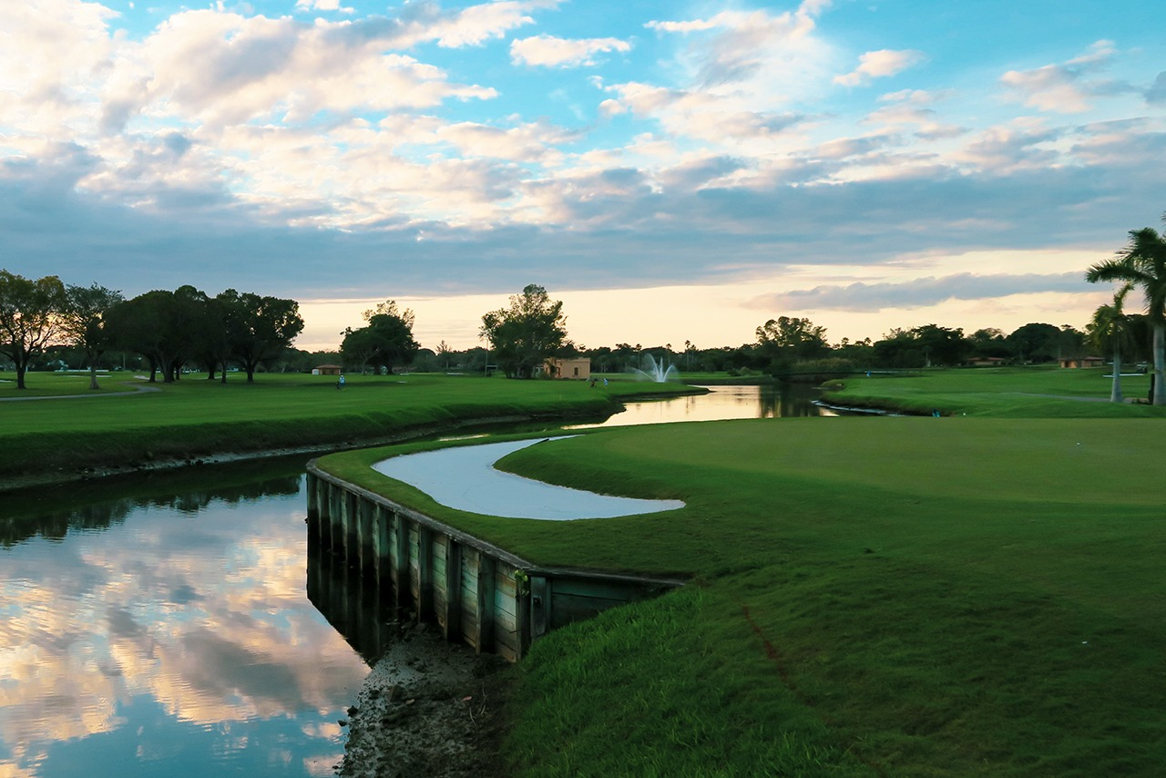 17th Hole Biltmore Golf Course
