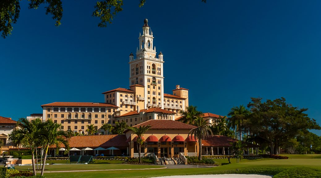 Biltmore Hotel Coral Gables, Miami, Florida