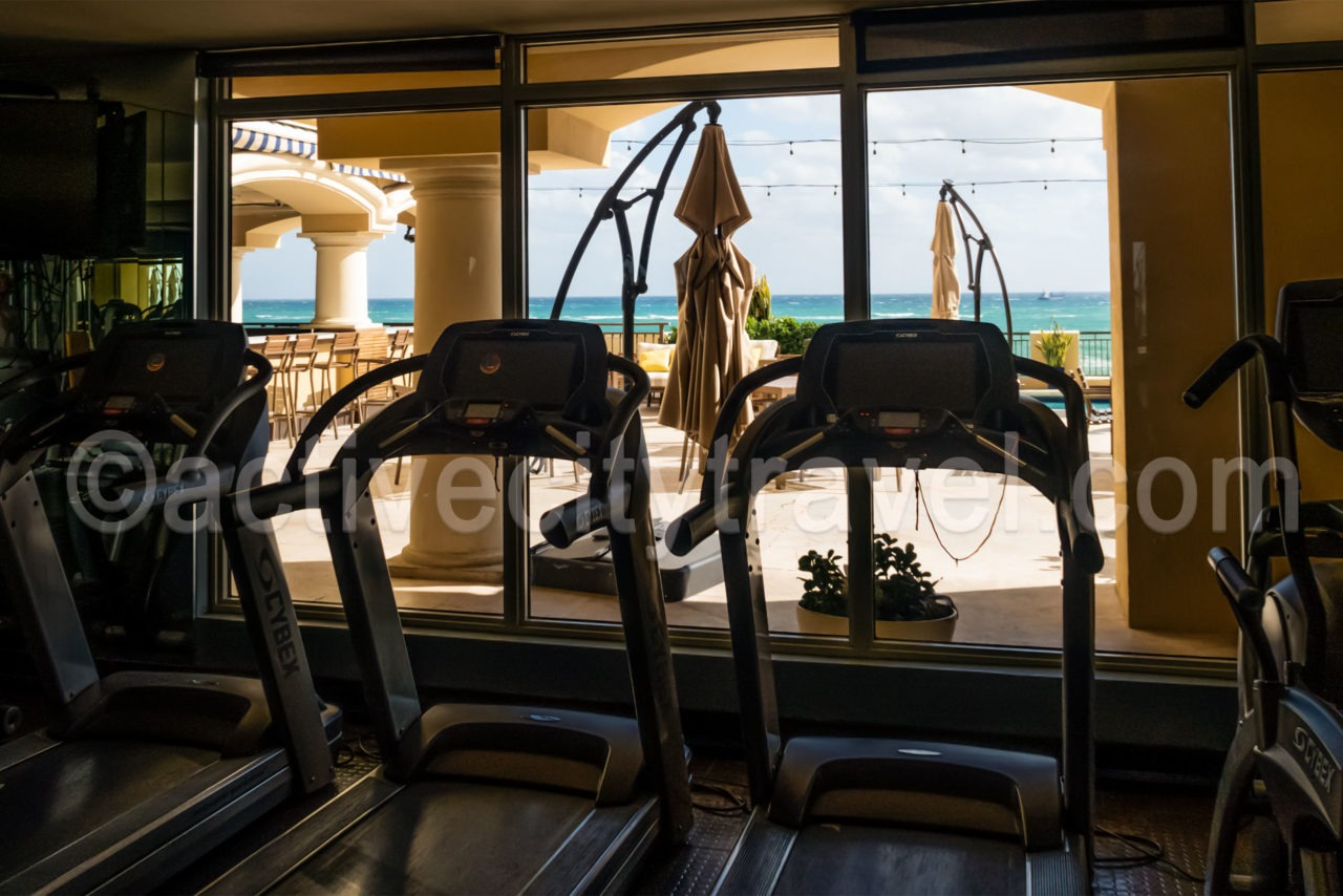 Atlantic Hotel & Spa Gym
