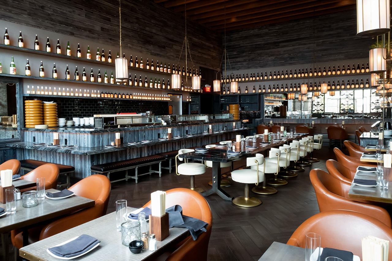 Monkitail Sushi Bar at The Diplomat